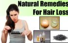Loving your hair with natural care