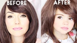 Tips to look younger and beautiful with makeup and hairstyles ...