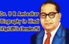 Babasaheb Dr. Bhimrao Ambedkar Ki Biography Jeevani In Hindi