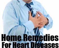 हृदय रोग के लिए घरेलू उपचार Home Remedies For Heart Disease