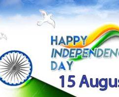 भारत का स्वतंत्रता दिवस – 15 अगस्त  Independence Day Of India – 15th August