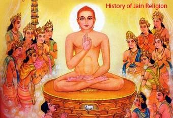History of Jain Religion