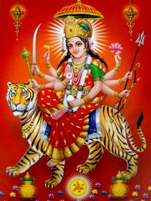 Creation Of Goddess Durga And Legends