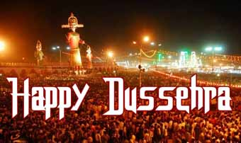 Why Do We Celebrate Dussehra