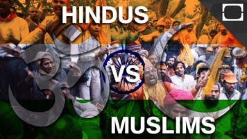 Why Hindus and Muslims can not live together