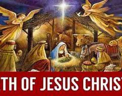 यीशु के जन्म का कहानी Story of Jesus Birth