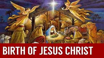 Story of Jesus Birth