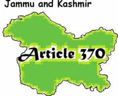What is Article 370? अनुच्छेद 370 क्या है?