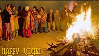 Story Behind Lohri