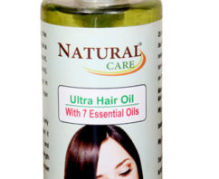 Natural Care Ultra Hair Oil 200 ml – Best Ayurvedic Hair Oil For Hair Growth And Dandruff