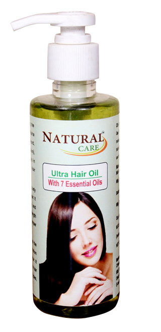 Natural Care Ultra Hair Oil