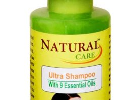 Natural Care Ultra Shampoo (100 ml) – For Longer, Thicker and Shiny Hair