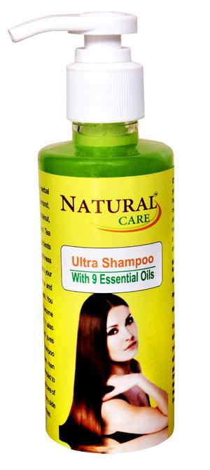 Natural Care Ultra Shampoo