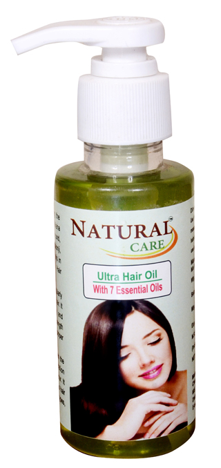 Natural Care Ultra Hair Oil 100