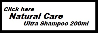 Natural Care Ultra Shampoo 200ml