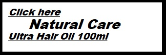 Natural Care Ultra Hair Oil 100ml